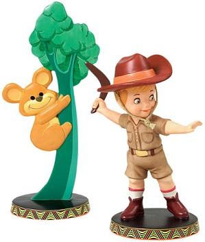 WDCC Disney Classics-Australia