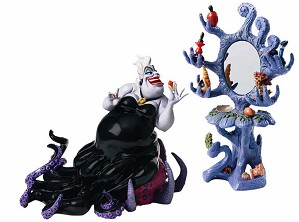 WDCC Disney Classics-The Little Mermaid Ursula Devilish Diva