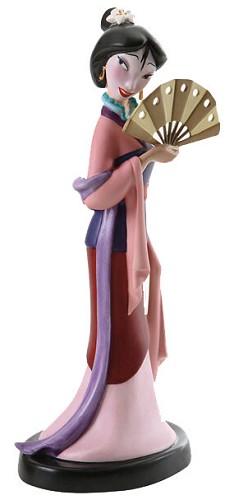 WDCC Disney Classics-Mulan Perfectly Poised
