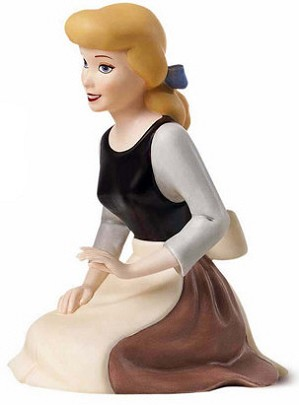 WDCC Disney Classics-Cinderella Wistful Dreamer