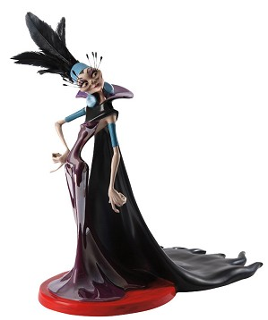 WDCC Disney Classics-The Emperors New Groove Yzma Calculating Conspirator