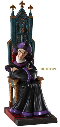 WDCC Disney Classics-The Hunchback Of Notre Dame Judge Claude Frollo Malevolent Magistrate