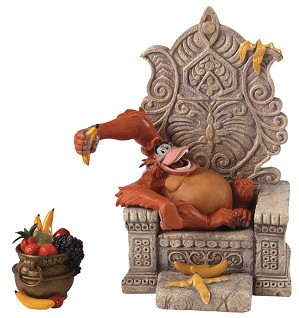 WDCC Disney Classics-The Jungle Book King Louie Orangutango Jango