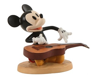 WDCC Disney Classics-HawaIIan Holiday Mickey Mouse HawaIIan Harmony