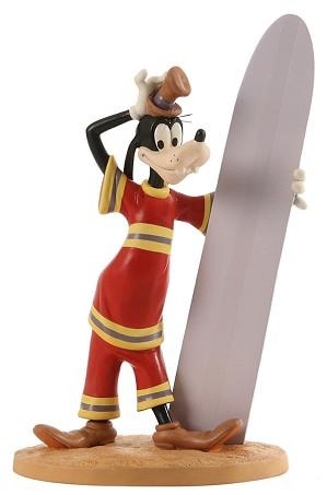 WDCC Disney Classics-HawaIIan Holiday Goofy Swell Surfer