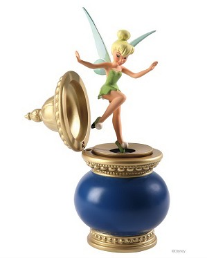 WDCC Disney Classics-Peter Pan Tinker Bell And Inkwell Mischief Maker
