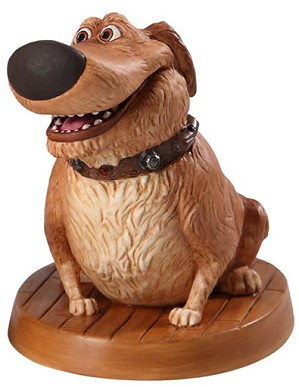 WDCC Disney Classics-UP Dug Proud Pooch