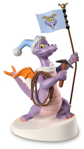 WDCC Disney Classics-Figment Heights of Imagination Signed by Bruce Lao