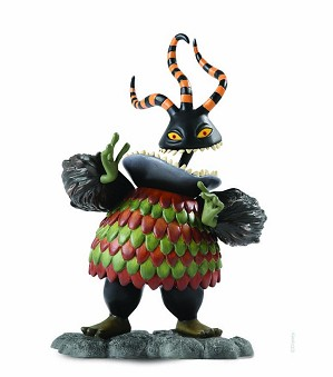 WDCC Disney Classics-The Nightmare Before Christmas Harlequin Demon Multi-tentacled Monstrosity