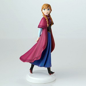 Walt Disney Archives-Anna Maquette