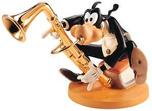 WDCC Disney Classics-Symphony Hour Goofy's Grace Notes