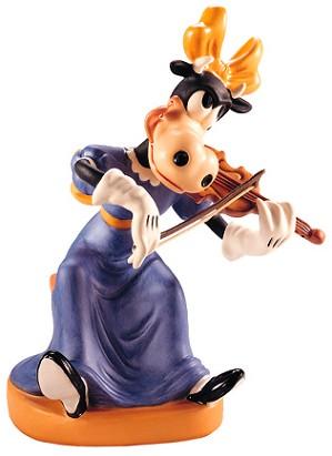 WDCC Disney Classics-Symphony Hour Clarabelle Cow Clarabelle's Crescendo