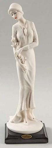 Giuseppe Armani-Lady With Flowers