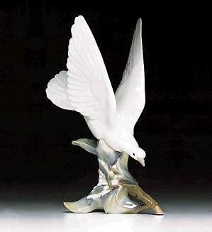 Lladro-Turtle Dove 1969-98