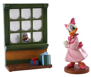 WDCC Disney Classics-Mickeys Christmas Carol Reflections Of Christmas Past