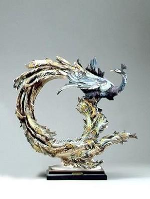 Giuseppe Armani-Peacock Ltd. Ed. 5000