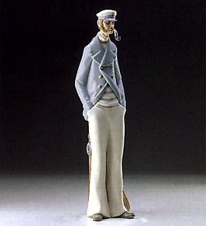 Lladro-Sea Captain 1969-93