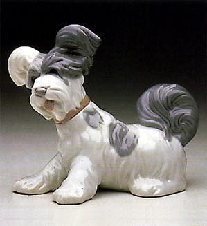 Lladro-Skye Terrier 1969-85