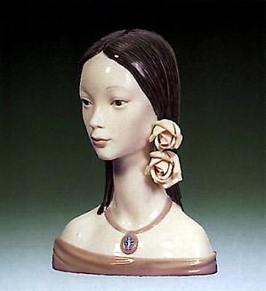 Lladro-Maja Head 1969-85