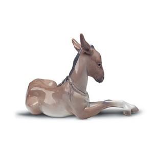 Lladro-Donkey 1969-2001