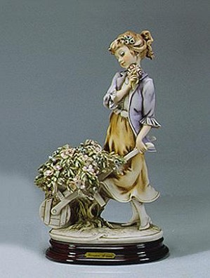 Giuseppe Armani-Flower Cart