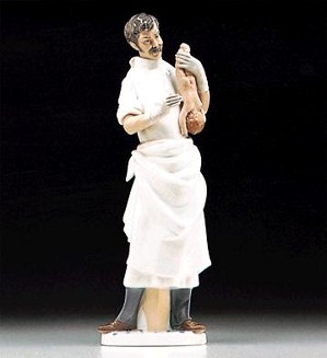 Lladro-Obstetricain 1971-93