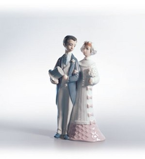 Retired Lladro-Wedding 1972-04