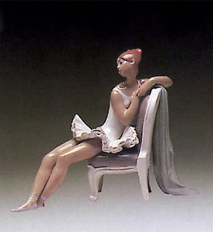 Lladro-Classic Dance  1973-85