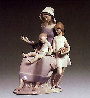 Lladro-Mother 1974-79