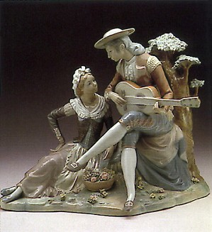Lladro-Typical Group 1974-79