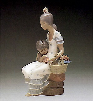 Lladro-Gypsies 1978-85