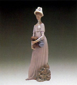 Lladro-My Little Pet 1978-85