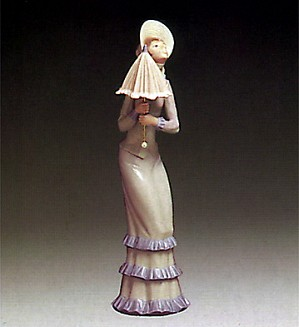 Lladro-Frustrated Walk 1978-79