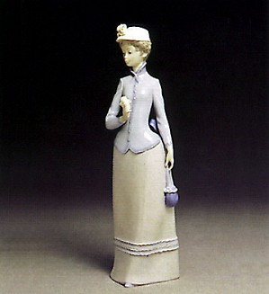 Lladro-Miss Theresa 1978-83