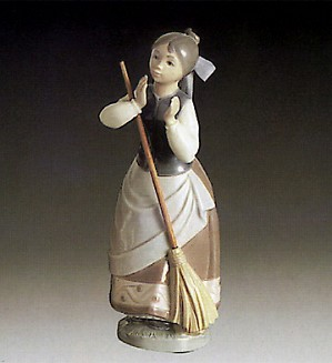 Lladro-Clean Sweep 1980-85
