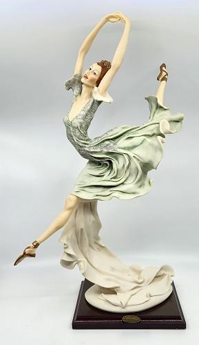 Giuseppe Armani-Ballerina-Ret 2002  Grand Jete Solo