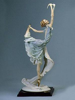 Giuseppe Armani-Ballerina-Ret 2002  Pirouette