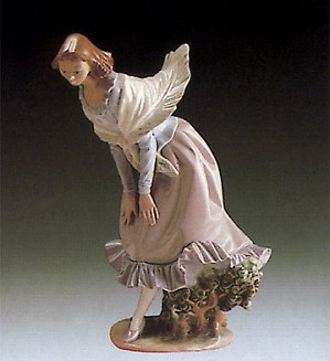 Lladro-March Winds 1980-83
