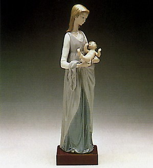 Lladro-Mother Ambilis 1980-83