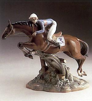 Lladro-Jockey 1980-85