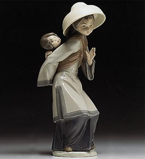 Lladro-My Precious Bundle 1982-88