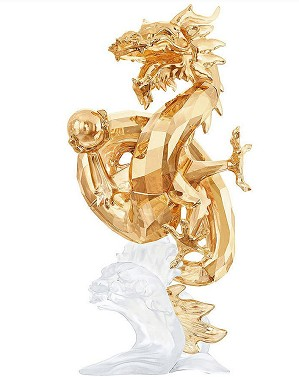 Swarovski Crystal-Noble Dragon small