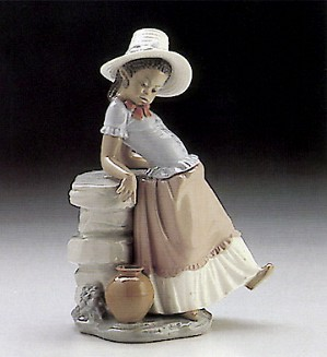 Lladro-A Step In Time 1982-98