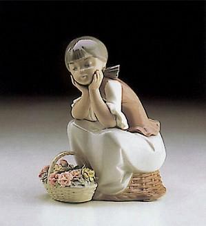 Lladro-Pondering 1982-93