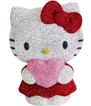 Swarovski Crystal-Myriad Hello Kitty 2016