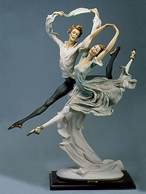 Giuseppe Armani-Ballerinas-Retired  Grand Jete