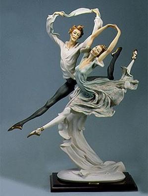 Giuseppe Armani-Ballerinas Grand Jete