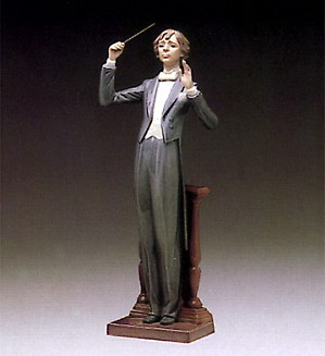 Lladro-Music Maestro Please 1984-88