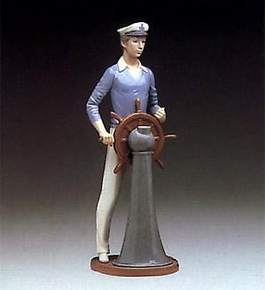 Lladro-Sailor Yachtsman 1984-94