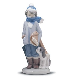 Lladro-Winter 1984-2001